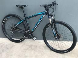 Bicicleta Scott aro 29 preta azul