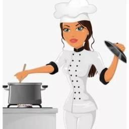 Vaga para cozinheira em maracanau