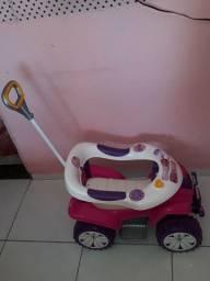carrinho empurrador infantil