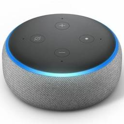 Echo Dot (Alexa) + Lâmpada Smart Positivo