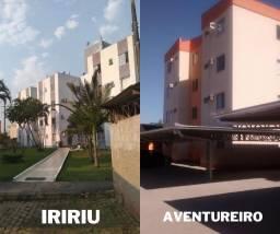 Apartamento no Aventureiro e Iririu