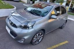 Nissan New March SL 1.6 16V Top de Linha - Somente 43.950km - Recém Revisado