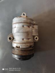 Compressor do ar condicionado Cobalt/ Polo 1.4 2012