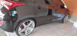 Rodas aro 20 originais sochi pneus novos(gastei 8 mil)