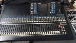 Mesa de som Digital Yamaha LS9 32 semi-nova com CASE