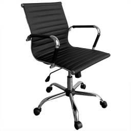 Cadeira Escritorio Executiva Giratoria Premium