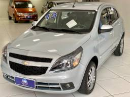 Chevrolet Agile 1.4 Ltz Flex 4P Manual 2013