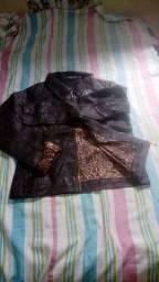 Jaqueta, casaco couro ecológico R$ 100