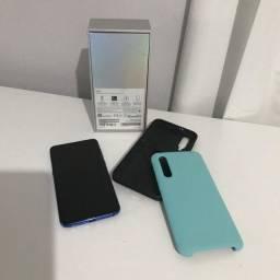 Xiaomi Mi9 - 128gb De Armazenamento, Ocean-Blue E 6gb De Ram Com Nota Fiscal