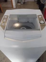 Máquina de lavar roupas Brastemp 7 kg inox