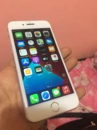 V/T iPhone 32gb aceito cartão