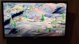 TV Samsung 32 + Chrome cast