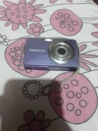 Câmera digital da Samsung pequena 50 reais pra vim busca