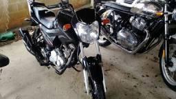 Yamaha ybr factor 125 cc único dono 2018