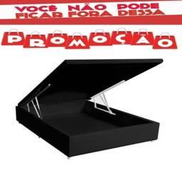 Cama Box Casal Baú Nova na Embalagem Entrega Imediata