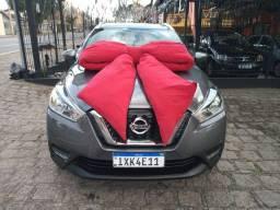 Nissan Kicks 1.6 SL 2017 Cinza (S/ Entrada R$: 2.299,90) Financie Fácil