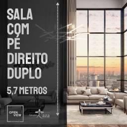 Apartamentos com pé direito duplo !!! 130 m²