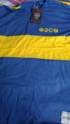 Camisa Boca Juniors de Maradona tamGG
