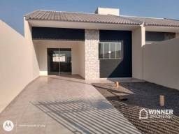 Título do anúncio: Casa com 2 dormitórios à venda, 57 m² por R$ 135.000,00 - Centro - Iguaraçu/PR