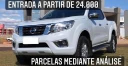 Título do anúncio: Nissan Frontier XE 4x4 (PARCELAMOS)