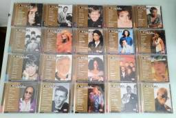 Coleção de CDs da Caras