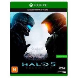 Vendo/Troco Jogo de Xbox One - Halo 5