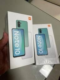 Xiaomi Note 10 128GB Novos / Lacrados