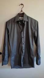 Camisa Garbo Slim Fit Fio 50 Tamanho 1/36