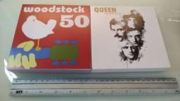 Quadro Queen e Woodstock