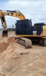 Escavadeira Hidraulica CAT 318D 2L 2015