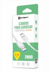 Cabo Para Carregamento / Dados - USB Type-C / Lightining (SS-A1C-2M)