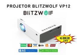 Blitzwolf VP12 - Projetor