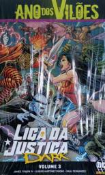 Hqs Liga da Justiça Sombria & Scooby Apocalipse