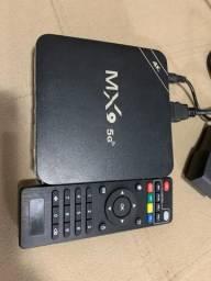 Conversor de TV smart box novo