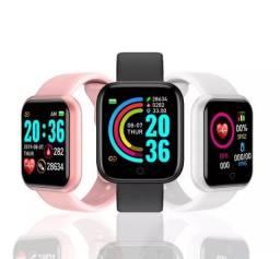Relogio D20 Y68 Smart Watch Centro Curitiba