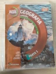 Livro geografia (1,2,3 ano )