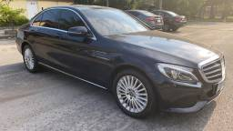Mercedes C 180 Exclusive 2018 ipva 21 pago
