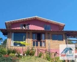 Casa com 4 dormitórios à venda, 190 m² por R$ 550.000 - Albuquerque - Teresópolis/RJ