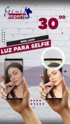 Anel De Led Luz Para Selfie Ring Light