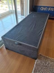 Conjunto de 2 box para cama queen