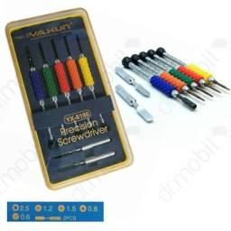 Título do anúncio: Kit Ferramentas Yx-8186 Chaves 7 Peças Desmontagem iPhone