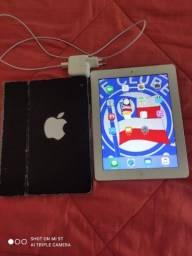 iPad 16gb 3 geração pega chip e wi-fi bateria boa dura dia todo