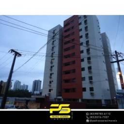 Apartamento com 3 dormitórios à venda, 95 m² por R$ 350.000 - Miramar - João Pessoa/PB