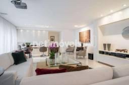 Apartamento para alugar com 4 dormitórios em Belvedere, Belo horizonte cod:847009