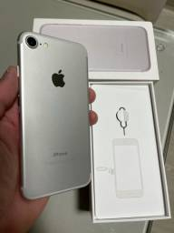 iPhone 7 32GB Silver / Ótimo Estado