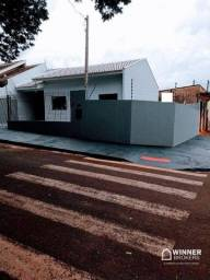 Título do anúncio: Casa com 2 dormitórios à venda, 70 m² por R$ 220.000,00 - Jardim Panorama - Sarandi/PR
