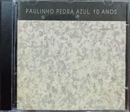 CD Paulinho Pedra Azul - 10 Anos