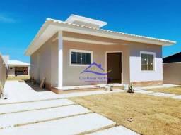 Casa com 3 dormitórios à venda, 115 m² por R$ 520.000,00 - Jardim Atlântico Leste (Itaipua