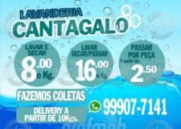 Lavanderia Cantagalo