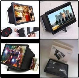 Ampliador 3D De Tela